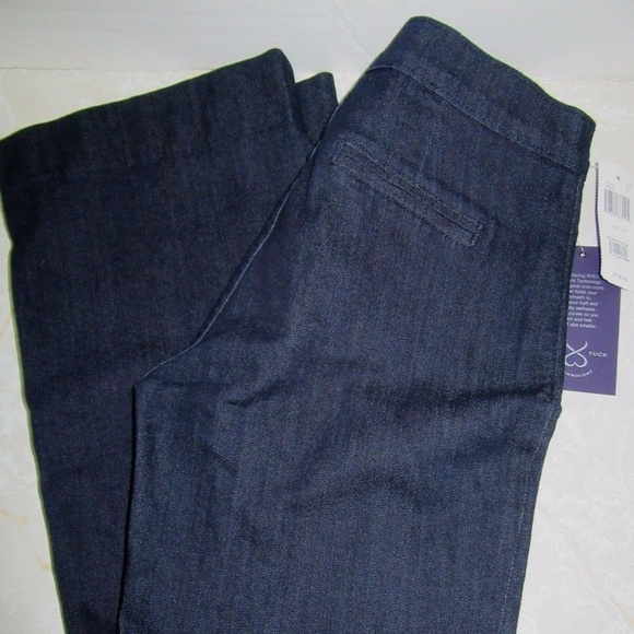 NYDJ Denim - NYDJ Not Your Daughter's Jeans Trouser Pants 0P